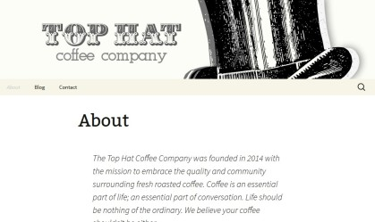 Top Hat Coffee Co.